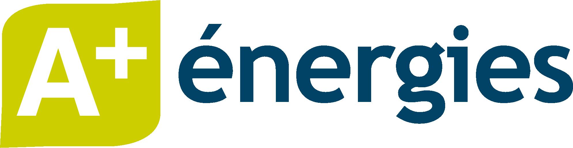 Logo A+ energie