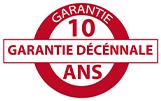 logo garentie 10 ans