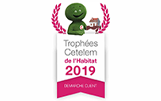 Logo trophées Cetelem