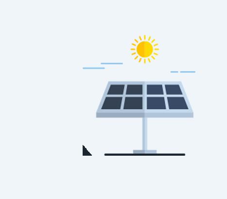 image panneaux solaire